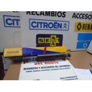 AMORTIGUADOR TRASERO RENAULT 18 DIESEL REF ORG, 02108134