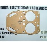 JUNTA TAPA CARBURADOR FORD SIERRA, GRANADA 2300 SOLEX REF: 30238