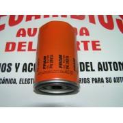 FILTRO ACEITE CITROEN CX, C25, C35 Y PEUGEOT J5 FRAM PH 2897A