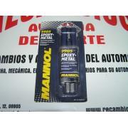 PEGAMENTO DE METAL EPOXI MANNOL 9905