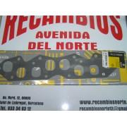JUNTA COLECTOR RENAULT CLIO, SUPER5, EXPRESS, R9, R11 Y R19 REF. ORIGINAL 7700855962