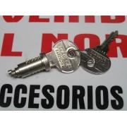 BOMBILLO O BOMBIN PARA CERRADURA DE MOTOR RENAULT 8 REF. RENAULT 0854753600
