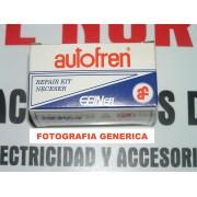 KIT REPARACION FRENOS BOMBIN RUEDA DELANTERA Y TRASERA SEAT 600