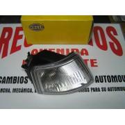 PILOTO DELANTERO DERECHO BLANCO SEAT TOLEDO MK1 1991-99 - SEAT 1LO953050C - HELLA 9EL963262014