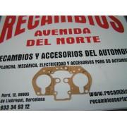JUNTA CUERPO CARBURADOR SEAT 124-1430 Y SPORT 1600, REF, 30058