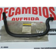 TUBO MANGUITO DE AGUA RENAULT 18 20 30 25 Y FUEGO REF RENAULT 7700678477