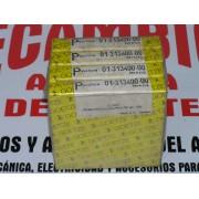 JUEGO DE AROS CUATRO PARA PISTONES MOTORES PERKINS STD REF GOETZE 0131340000