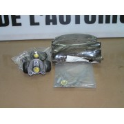 KIT MORDAZAS BOMBINES Y RESORTES FRENO TRASERO RENAULT EXPRESS 9 11 SUPER CINCO REF EQUIV. A RH 308302