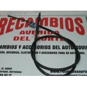 CABLE FRENO MANO DERECHO RENAULT EXPRES GASOLINA Y DIESELO REF ORG, 7704001812