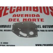 CHAPA INFERIOR PARA BOMBA DE AGUA RENAULT GORDINI-ONDINI Y DAUPHINE REF ORG, 7700104107CH