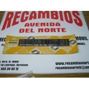 ANAGRAMA TRASERO RENAULT 21 REF ORG, 7700773459