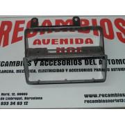 MONOGRAMA EMBELLECEDOR RADIO SIMCA 1200 REF ORG. SG 72145001