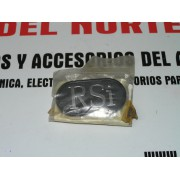 MONOGRAMA MOLDURA LATERAL RENAULT CLIO REF ORG, 7700831345