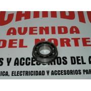 COJINETE EJE PRIMARIO ANTERIOR SEAT 600 REF ORG, 616492