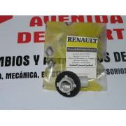 PORTALAMPARAS PILOTO LATERAL RENAULT REF ORG, 7701349861