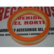FILTRO DE AIRE SEAT 127 1,010 cc 128 RITMO Y RONDA 1.2 Y 1430
