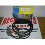 JUEGO DE CABLES DE BUJIAS PEUGEOT 205 Y 309 GTI 105 Y 115 CV MOTOR XU 5 J REF 4030358