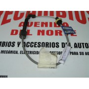 CABLE ACELERADOR RENAULT SUPERCINCO GTS LARGO 584 REF ORG 7700766666 PT 5180