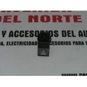 INTERRUPTOR LUCES DE EMERGENCIA SEAT 127-124-131-1430-132 FAE 6414