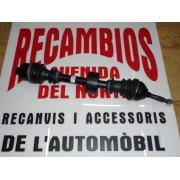 PALIER DERECHO IZQUIERDO RENAULT 18 4 VELOCIDADES 1º. SERIE