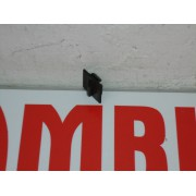 TOPE GANCHO PARAGOLPES TRASERO RENAULT 11 Y 21 REF ORG 7704001972