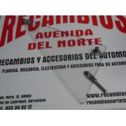 CRISTAL GIRATORIO BLANCO DERECHO SEAT 850 4 PUERTAS