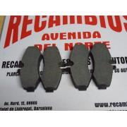 PASTILLAS DE FRENO MERCEDES VITO Y CLASE V REF 23022209