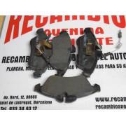 PASTILLAS DELANTERAS FRENO MERCEDES VW NECTO FD6675A