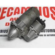 MOTOR ARRANQUE SEAT FIAT MODELOS EN LA FOTO REF FEM,SA MTA12-38