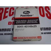 CORREA DISTRIBUCION BMW 320-323-325-520-525I REF POWERGRIP 5041-40149X25