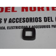 ESCUDO MANETA INTERIOR NEGRA SEAT 131
