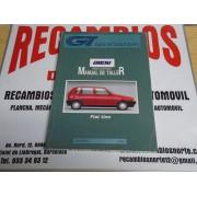 MANUAL TALLER GUIA TASACIONES FIAT UNO MARZO 1996