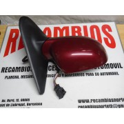 RETROVISOR EXTERIOR DERECHO ELECTRICO SEAT TOLEDO LEON DESDE 1999 REF ORG, 1M0857934