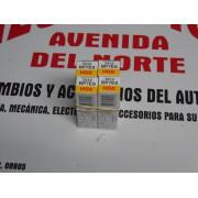 BUJIAS JUEGO DE CUATRO SEAT 124 SPORT 1600 REF NGK2412 BP7ES