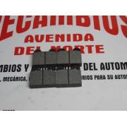 PASTILLAS DE FRENO SIMCA 1000 RALLY 1300 ALFA GTV 2,5 80-86