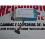JUEGO DE 4 VALVULAS ADMISION RENAULT 12 TS