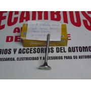 JUEGO DE 4 VALVULAS ESCAPE SEAT MOTORES 1600