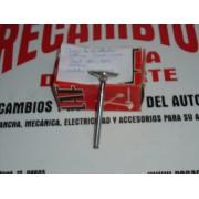 JUEGO DE 4 VALVULAS ADMISION CHAVETA DE UNA REGATA SEAT MOTORES 1600-1800