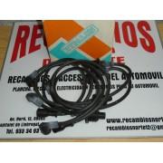 JUEGO CABLES ENCENDIDO BUJIAS ANTIPARASITARIOS CITROEN BX 16 Y 19 RS VISA GTI FAE 8331