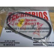 CABLE FRENO DE MANO RENAULT SUPERCINCO REF ORG, 7700754586