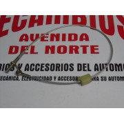 CABLE FRENO DE MANO FORD FIESTA 63 CMS LARGO