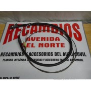 CABLE FRENO DE MANO RENAULT 6 SUPER REF ORG, 7702005695 PT 2470