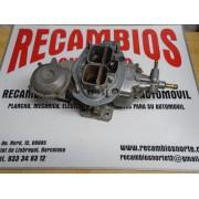 CARBURADOR USADO SEAT 124 1430 Y 1430 BRESEL W. 32DHS 34