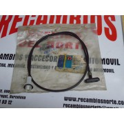 FUNDA CABLE ACELERADOR TALBOT 150 GLS REF ORG, 0017897200 PT 3133