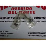 VALVULAS DE ESCAPE (2) RENAULT 18 GTS REF ORG, 7701466025