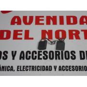 ESCOBILLAS DE DINAMO SEAT 600 NDE 127 124 REF 13784-36