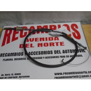 CABLE ACELERADOR RENAULT 14 GTS REF ORG, 7701349114 PT 903529