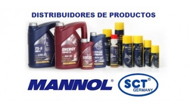 Productos MANNOL